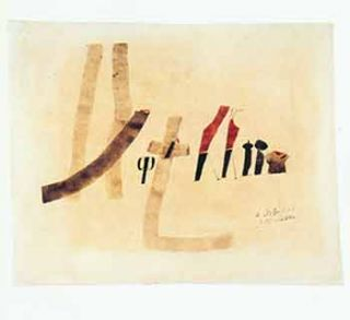 25 Years Lefebre Gallery: Julius Bissier. November 19, 1985 to January 4, 1986. LeFebre Gallery,...