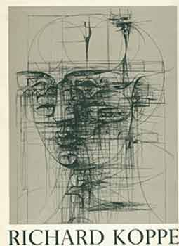 Richard Koppe. The Heads: The Figures. January 3 - 14, 1977. Montgomery Ward Gallery, University...