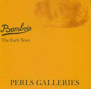 Camille Bombois: The Early Years. October 10 - November 11, 1967. Perls Galleries, New York, NY....