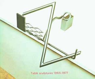 Anthony Caro: Table Sculptures 1966-1977. A British Council Exhibition. [Exhibition catalogue]....