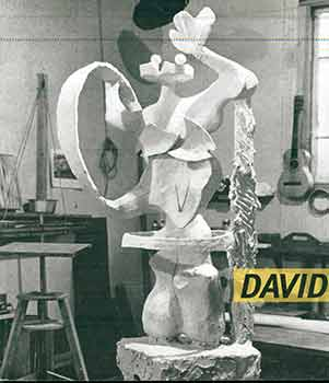 David Hare. (Catalog for the exhibition held at Weinstein Gallery, San Francisco, Sept. 22-Oct....