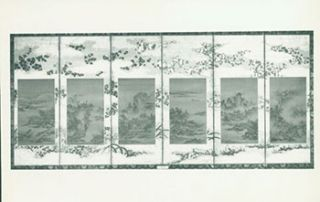 Photograph of Ancient Chinese Landscape Painting. Freer Gallery of Art, Chinese Artist,...