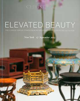 Elevated Beauty: Fine Chinese Display Stands From An Important Private American Collection. New...