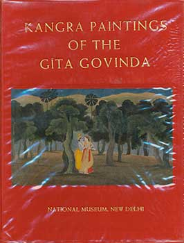 Kangra Paintings of the Gita Govinda. M. S. Randhawa