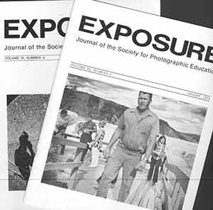 Exposure: Journal for the Society of Photographic Education, Volume IX, Nos. 3 and 4. August /...