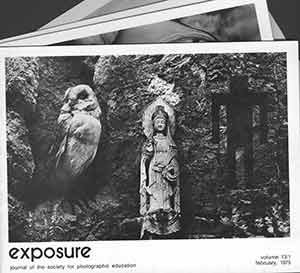 Exposure: Journal for the Society of Photographic Education, Volume XIII, Nos. 1 - 4. 1975. Jim...
