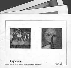 Exposure: Journal for the Society of Photographic Education, Volume XIV, Nos. 2 - 4, 1976. Jim...