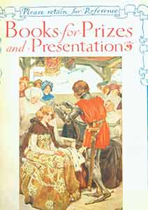 School Prize Lists: 1910-1911, Books for Prizes and Presentations. Blackie, Son, pub