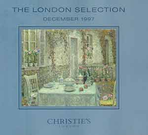 The London Selection: December 1997. Christie's, London