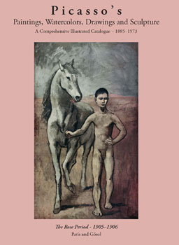Picasso's Paintings, Watercolors, Drawings & Sculpture: The Rose Period. 1905-1906. Paris,...
