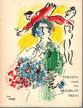 Prints from the Mourlot Press. - exhibition sponsored by the French Embassy circulated by the...