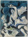 Drawings for the Bible by Marc Chagall [Verve 37-38]. Gaston Bachelard, Marc Chagall