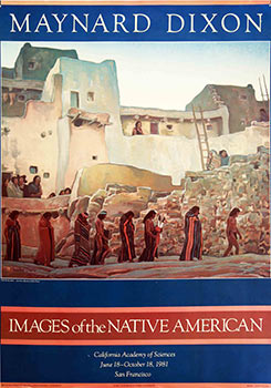 Images of the Native American. Maynard Dixon