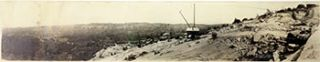 Quarry Works. Raymond Granite, Co., Inc. Knowles, Calif. 19th Century California Photographer