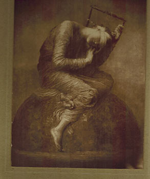 Hope. George Frederic Watts, Emily Pfeiffer, artist, poet