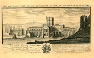 "Antiquities and Views of Castles & Abbeys of England and Wales. ""First Sett of Twenty four Views..."