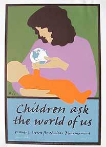 Children Ask the World of Us. I. Lance Hidy