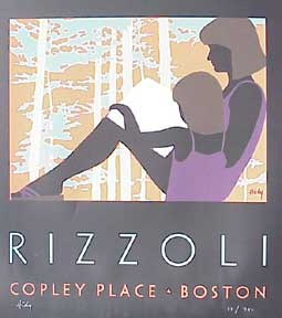 Rizzoli. Copley Place, Boston. Lance Hidy