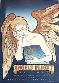 Angel's Flight [poster]. David Lance Goines