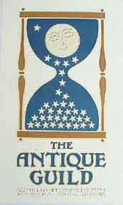 Antique Guild [poster]. David Lance Goines