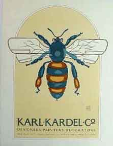 Karl Kardel (Bee) [poster]. David Lance Goines