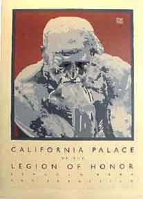 Legion of Honor [poster]. David Lance Goines