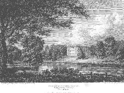Great Fulford House, Seat of Bladwin Fulford, Esquire, Devonshire. Angus after Cornish