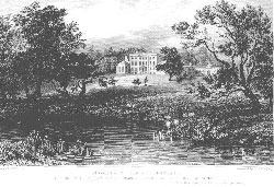 Mistley Hall, Essex. Seat of the Reverend Honorable Charles Manners, Speaker of the House of...