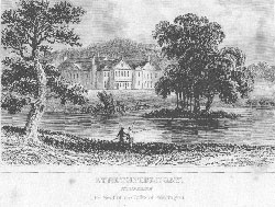 Strathfieldsay, the Seat of the Duke of Wellington, Hampshire. Anonymous