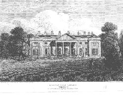 Castle Hill Lodge, Seat of his Royal Highness the Duke of Kent, Middlesex. Pye after Neale after...