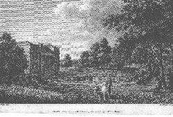 Grove House in Middlesex, the Seat of Mr. Luther. Angus after Watts