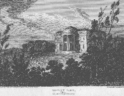 Bowden Park, the Seat of Barnard Dickenson, Esquire, Wiltshire. Greig after Thompson after Britton