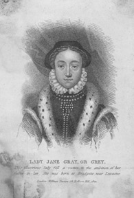 Lady Jane Grey. William Darton, publisher