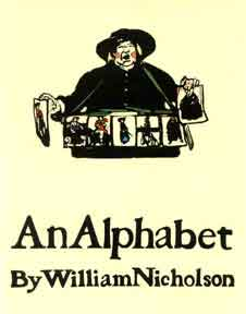 An Alphabet. William Nicholson