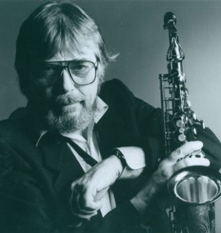 Bud Shank: Publicity Photograph for Contemporary Records. Contemporary Records, Los Angeles