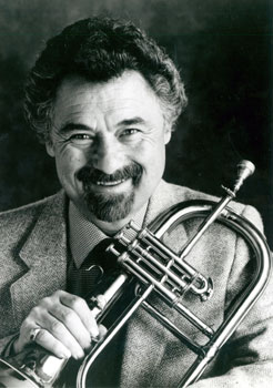 Shorty Rogers: Publicity Photograph for Contemporary Records. Contemporary Records, Los Angeles