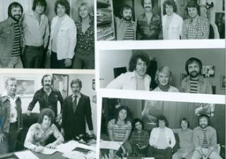 Tommy James: Publicity Photographs for Apostol Enterprises. Apostol Enterprises, New York