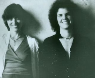 Joy Of Cooking Featuring Toni Brown & Terry Garthwaite: Publicity Photograph for Fantasy Records....