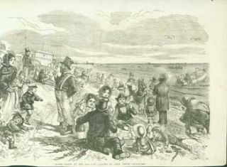 Eight Hours At the Sea-Side. John Leech