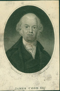 James Cobb, Esquire. John Chapman, Samuel Drummond, engrav., after