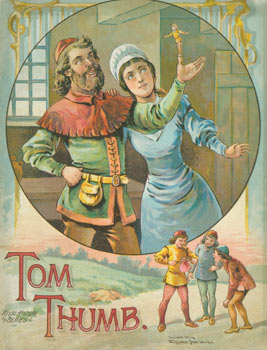 Tom Thumb. McLoughlin Brothers, New York
