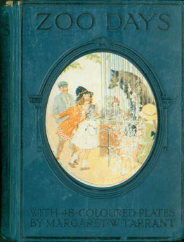 Zoo Days. Harry Golding, Margaret W. Tarrant, illustr