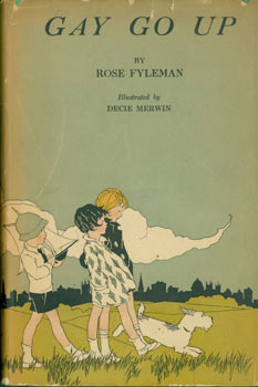 Gay Go Up. Rose Fyleman, Decie Martin, illustr