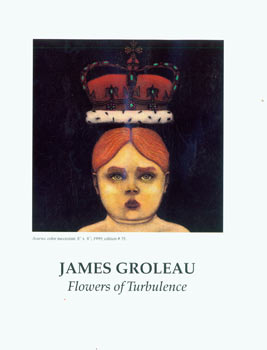Prospectus for Flowers of Turbulence. James Groleau.