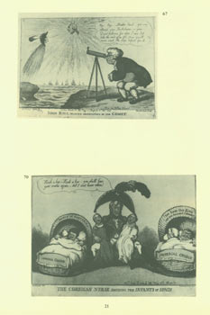 Boney. Or, Napoleon Through English Eyes: catalogue of a travelling exhibition prepared by Devon...