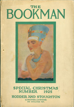 The Bookman. Special Christmas Number 1925. (December 1925 & Supplement Christmas Volume bound...