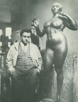 Gaston Lachaise: 1882-1935. Sculpture and Drawings. An Exhibition Organized by the Los Angeles...