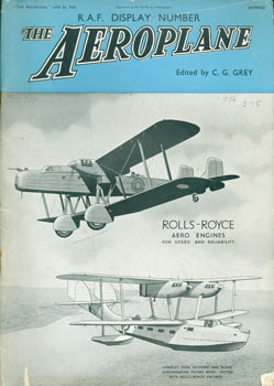 The Aeroplane, June 26, 1935. C. G. Grey