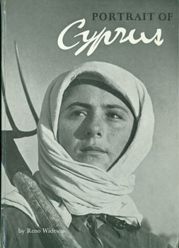 Portrait Of Cyprus. Signed Limited Edition, Signed by Durrell on verso of title page, No. 12 of 25.