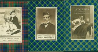 Set of Three Books: Mair Canny Tales Fae Aberdeen. Jokes Cracked By Lord Aberdeen (First...